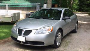 2009 Pontiac G6 SE Sedan - New Safety and Emissions