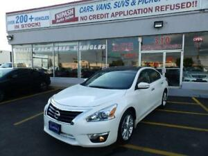 2014 Nissan Altima 2.5 SL NAVI,CAMERA,AUX,BUTTON START CERTIFIED