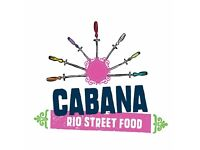 Cabana is looking for team members