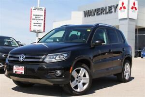 2014 Volkswagen Tiguan Highline/Leather/Roof/SmartKey