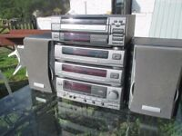 Aiwa Large stereo system