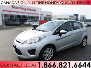 2013 Ford Fiesta SE | NO ACCIDENTS | 1 OWNER | AMAZING FUEL EFFI