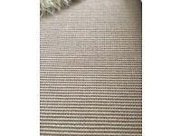 Beautiful natural carpet: Jute Boucle