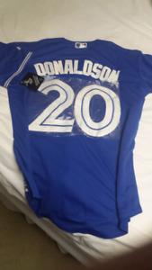 Toronto Blue Jays DONALDSON mens XXL NEW