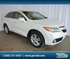 2014 Acura RDX AWD/LEATHER/SUNROOF/BLUETOOTH/CAMERA/NAV