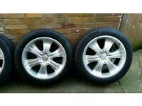 20 inch alloy wheels suv