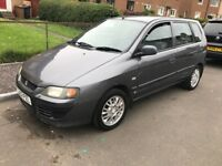 Mitsubishi Space Star 1.6 77K Miles Cheap Run About £350