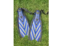 Scubapro Twin Speed Fins L / XL