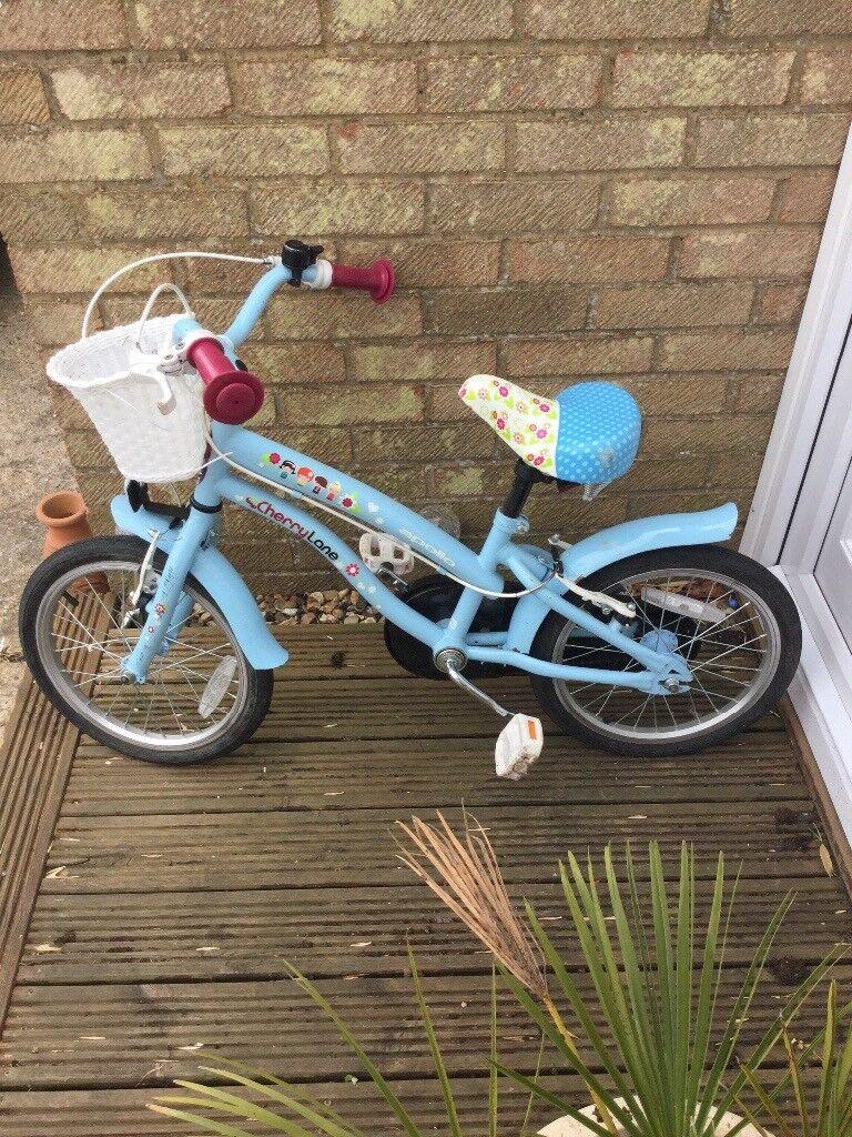 Girls cherry lane bike