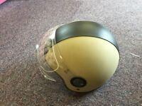New motorbike helmet