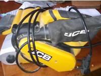 Jcb belt sander