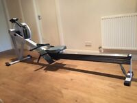 Concept 2 Model D Indoor rower with PM 4 Monitor