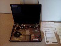 Toshiba satellite L300 series - parts spare or repair £10