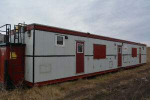 12' X 60' Wellsite trailers - Great for Farm or lake