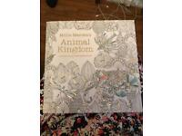 Colouring book - Millie Marotta's Animal Kingdom