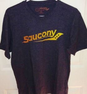 Running Tshirt by Saucony Size Large Mens