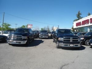 "2012 RAM 1500 Big Horn 4WD BIG HORN Quad Cab 140.5"" SLT LOW"