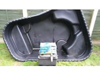 fishpond pump and filter