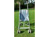 McLaren Pushchair Stroller