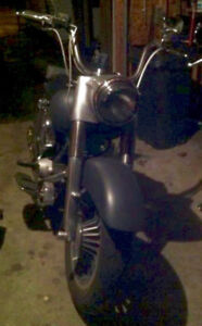Harley Davidson FLHS ELECTRA GLIDE CLASSIC