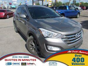 2014 Hyundai Santa Fe Sport PREMIUM | AWD | BLUETOOTH | SAT RADI