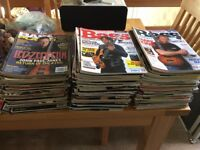 Selection of 150 Bass Guitar Magazines (2000-2017)
