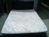 Brand new double mattress.