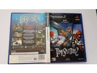 TimeSplitters 2 Playstation 2 Game