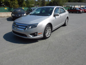 2010 FORD FUSION 4 DOOR SEL SEDAN 2 YEAR WARRANTY INCLUDED