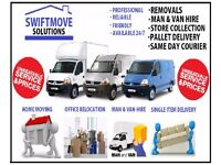 MAN & VAN FROM £15, REMOVALS TRANSPORT ASSEMBLY IKEA DELIVERIES COURIER HOUSE CLEARANCE