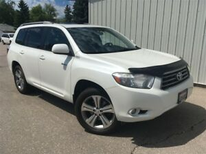2009 Toyota Highlander V6 Sport | LEATHER | REMOTE START | HEATE