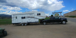Ford F450 Diesel 2008 \ 2010 Milian 27th 5th Wheel combo