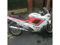 Suzuki gsx750f 1991