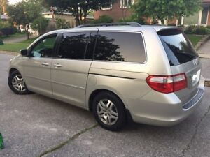 2006 Honda Odyssey mint condition Minivan, Van  8 seath no rust