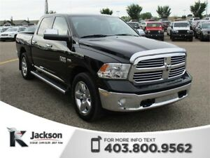 2014 Ram 1500 Big Horn - Remote Start, Heated Front Seats