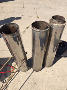 Stainless Steel Chimney Pipe