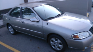 Nissan Sentra 2005 Automatic