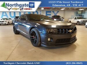 2013 Chevrolet Camaro 2SS, 1LE, Performance Suspension, NAV