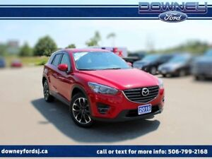 2016 Mazda CX-5 GT LEATHER HEATED SEATS ROOF HAS IT ALL!