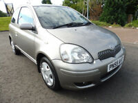 2005 (55) Toyota Yaris Colour Collection