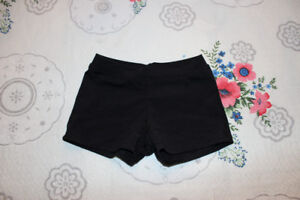Black Dance Shorts (Strive Dance Academy requires these)