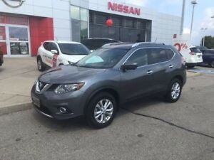 2016 Nissan Rogue SV 4dr All-wheel Drive