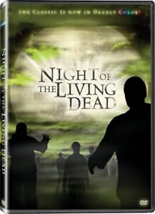 Night of the living dead colour