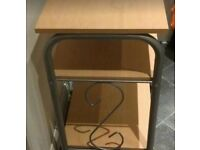 Free to good home - Table on wheels
