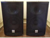 Alto Professional SX112 2-way passive PA loudspeaker in very good condition