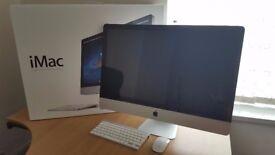 "Apple iMac A1312 27""Quad Core i7 3.4 Ghz  16GB  2TB HDD  2GB Radeon Graphics"