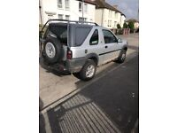 Land Rover freelander td4 willy