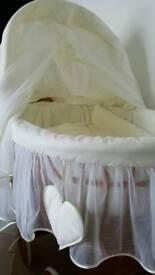 My sweet baby crib