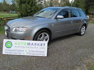 2007 Audi A4 2.0T, QUATTRO, LOADED, INSP