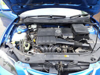 Mazda 3 TS saloon low miles